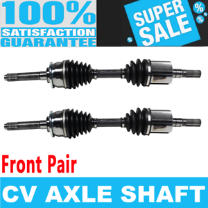 2x front left \u0026 right cv axle drive shaft for isuzu trooper 96 02 ebayimage is loading 2x front left amp right cv axle drive