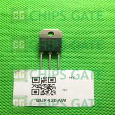 10PCS BUF420M  Encapsulation:TO-3,High Voltage Fast-Switching NPN Power