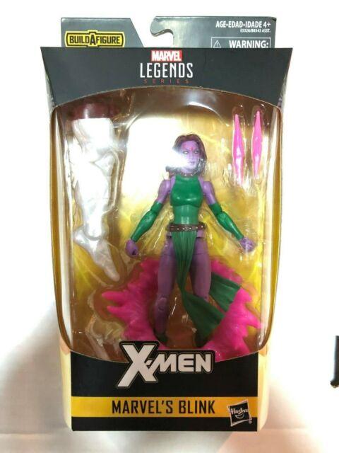 Marvel Legends X-Men Blink Figure Hasbro 2018 Caliban BAF Series