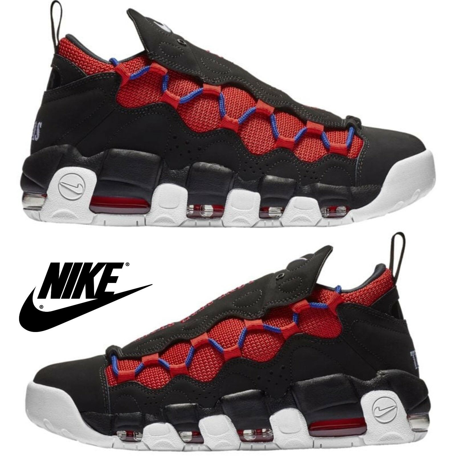 957f6598d25 Air More Money Men's Sneakers Training Running Gym Casual Sport shoes NIB  Nike nomwoe3383-Athletic Shoes