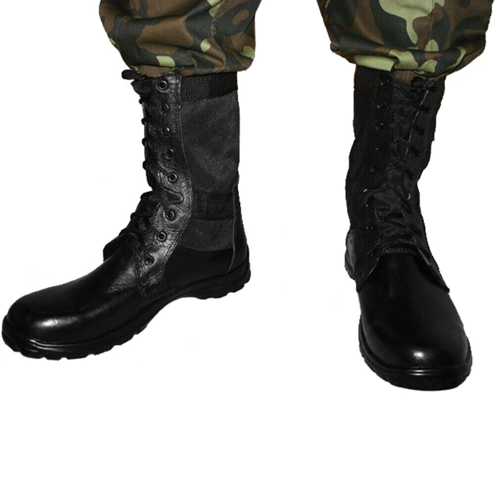 New Modern Army Russian Boots Uniform