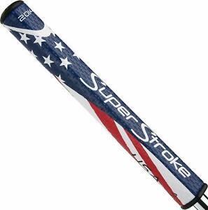 Super-Stroke-Slim-2-0-Putter-Grip-US-USA-Flag-Ryder-Cup-2014-New-Sealed