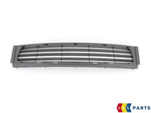 Nuevo Genuino Porsche Cayenne 03-06 Parachoques Delantero Centro De Parrilla de malla de 95550568300