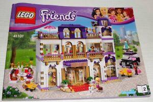 Lego-Friends-Heartlake-Grand-Hotel-41101-inkl-OBA-ohne-Box
