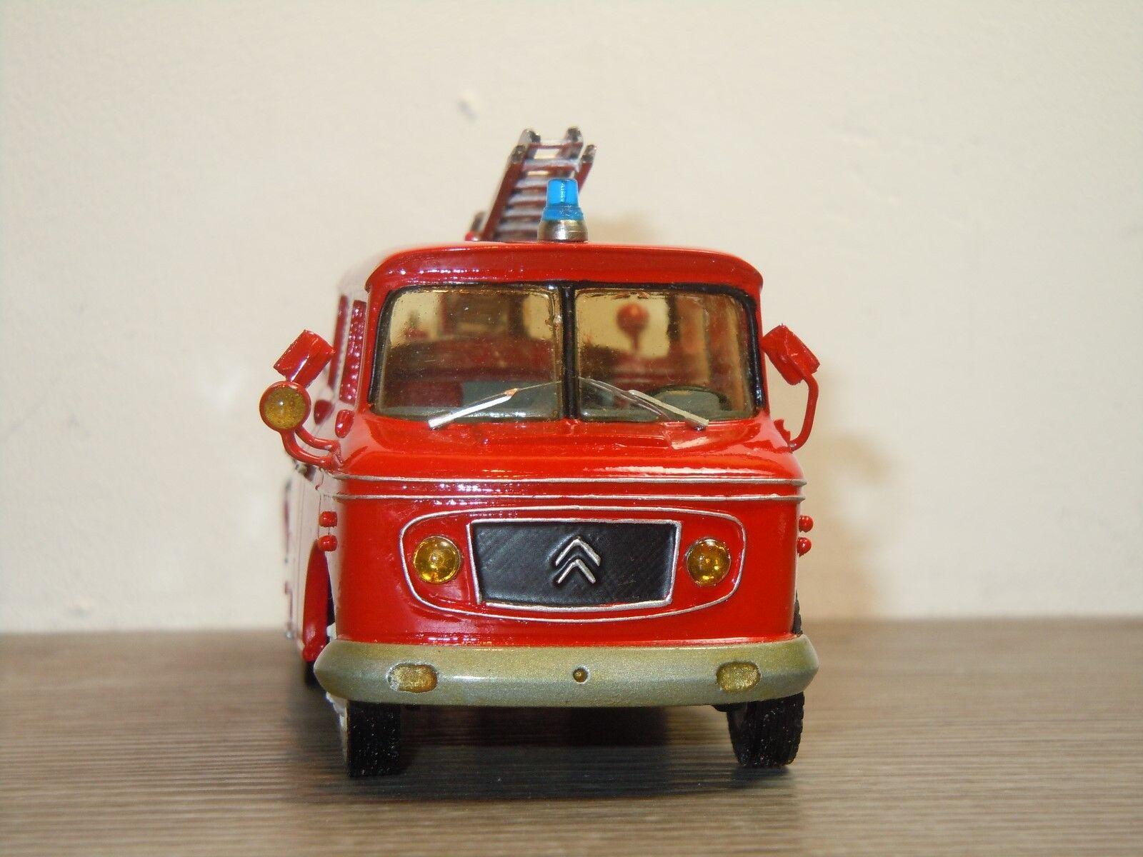 Citroen T55 Guinard Cabine Heuliez 1963 - CCC France 1:50 1:50 1:50 in Box 1/100pcs *35682 c92b18