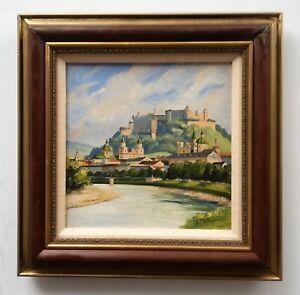 Listed-Czechoslovakia-Artist-Leopold-Musil-1920-O-C-12-034-x-9-034-Signed