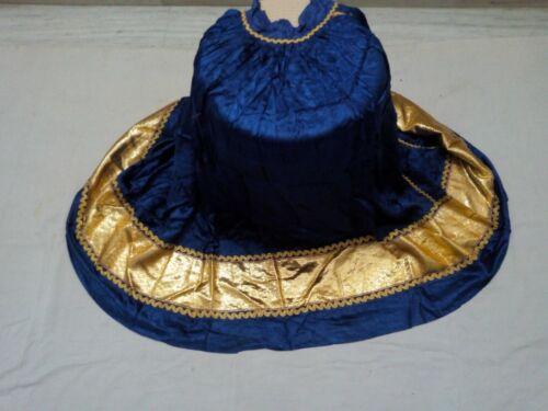 lavorazione Gonna vintage Lehenga da in merletto del con indiana sposa seta raIw7avq