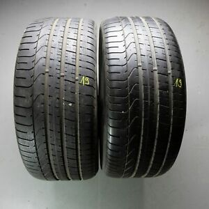 2x-Pirelli-P-Zero-295-40-r21-111y-Dot-4816-pneus-d-039-ete-6-mm