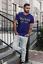 miniatura 6 - Da Uomo T-Shirt Personalizzata Stampa Design Personalizzato Nome Testo Maker stampare le proprie
