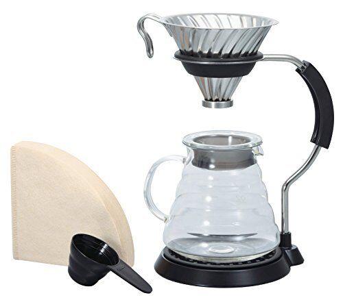 HARIO V60 coffee dripper arm stand set VAS-8006-HSV