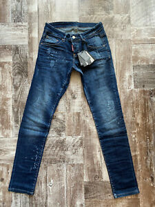 BNEW-Dsquared-Slim-Jean-Jeans-Waist-31-034-Inseam-33-034-SIZE-42