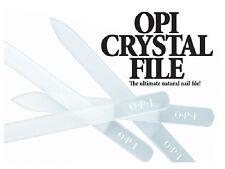 OPI Crystal Nail File                        PERFECT FOR UV GEL POLISH