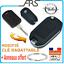 Coque-Cle-Telecommande-2-BOUTONS-OPEL-CORSA-AGILA-MERIVA-ASTRA-Plip-Anneau miniatuur 1