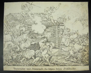 Prussian-Germany-towards-1800-Germany-Print-Engraving