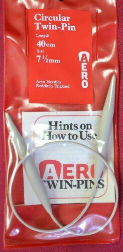 7.5mm AERO CIRCULAR NEEDLE choose length