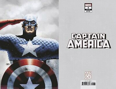 CAPTAIN AMERICA 1 vol 9 2018 JOHN CASSADAY VARIANT NM
