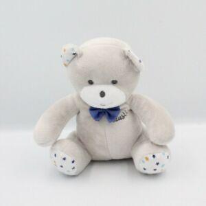 Doudou-ours-gris-bleu-blanc-etoiles-Musti-Mustela-Ours-Classique