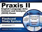 Praxis II English Language Arts Content and Analysis 5039 Exam Flashcard Stud
