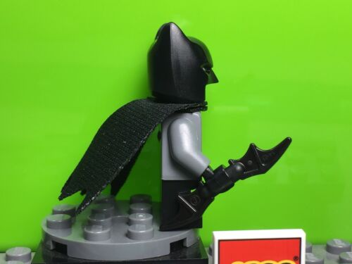 short legs LEGO Super Heroes Batman MiniFigure Mighty Micros AUTHENTIC 76061