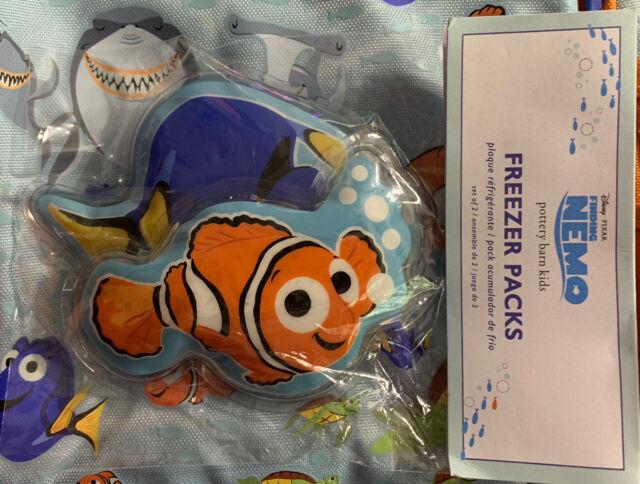 Pottery Barn Kids Mackenzie Panda Classic Lunch Bag Box No
