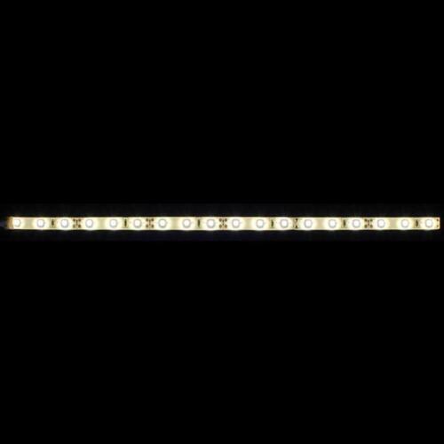 Bande DEL 60 cm; 12 V étanche ip65 36 DEL; neutre blanc 4500k