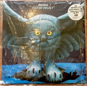 Rush-Fly-By-Night-LP-Vinyl-New-180gm-Remastered-Record-Album-Download