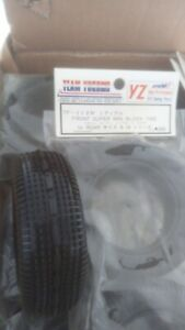 Charitable 5x Paires Yokomo Hot Laps Pneus Pneus Tf 350 M Fronts-afficher Le Titre D'origine