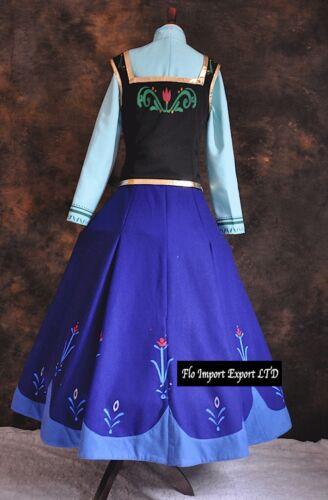Frozen Vestito Carnevale Anna Donna Dress up Anna Woman Costume 6699020