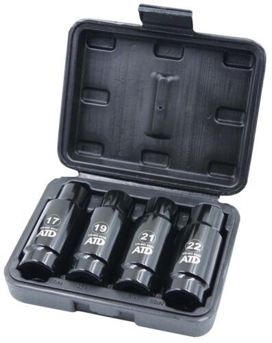 ATD Tools 4PC CRANK BOLT SOCKET SET ATD-5454