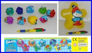 Serie-Set-9-Figuras-Coleccion-Pitufos-Inflables-Cool-Things-Pitufos-Inflatables