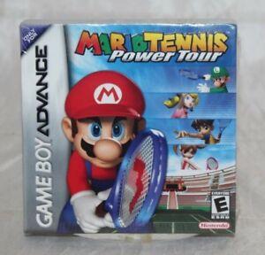 Mario-Tennis-Power-Tour-Nintendo-Game-Boy-Advance-2005-Brand-New-Sealed