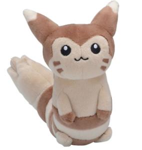 Pokemon Plush doll Pokémon fit Furret 140x130x85mm Pokemon Center JAPAN F//S NEW