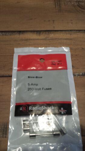 5-AMP 250-VOLT SLOW BLOW FUSE