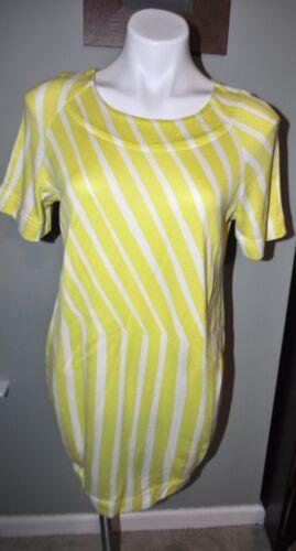 Women's Marimekko A-line Tunic Dress Diagonal Yell