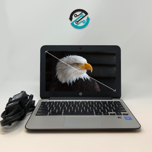 HP-ChromeBook-11-G4-11-034-Intel-Celeron-N2840-4GB-16GB-SSD-HD-Graphics-Warranty