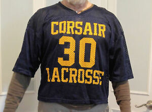 905ac1c4dcb2a Image is loading Authentic-UMass-Dartmouth-Corsairs-Lacrosse-Jersey -Large-30-