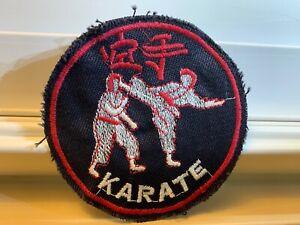 "5/"" Kajukenbo Martial Arts Patch"