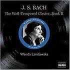 Bach: Well-Tempered Clavier, Book 2 (2006)