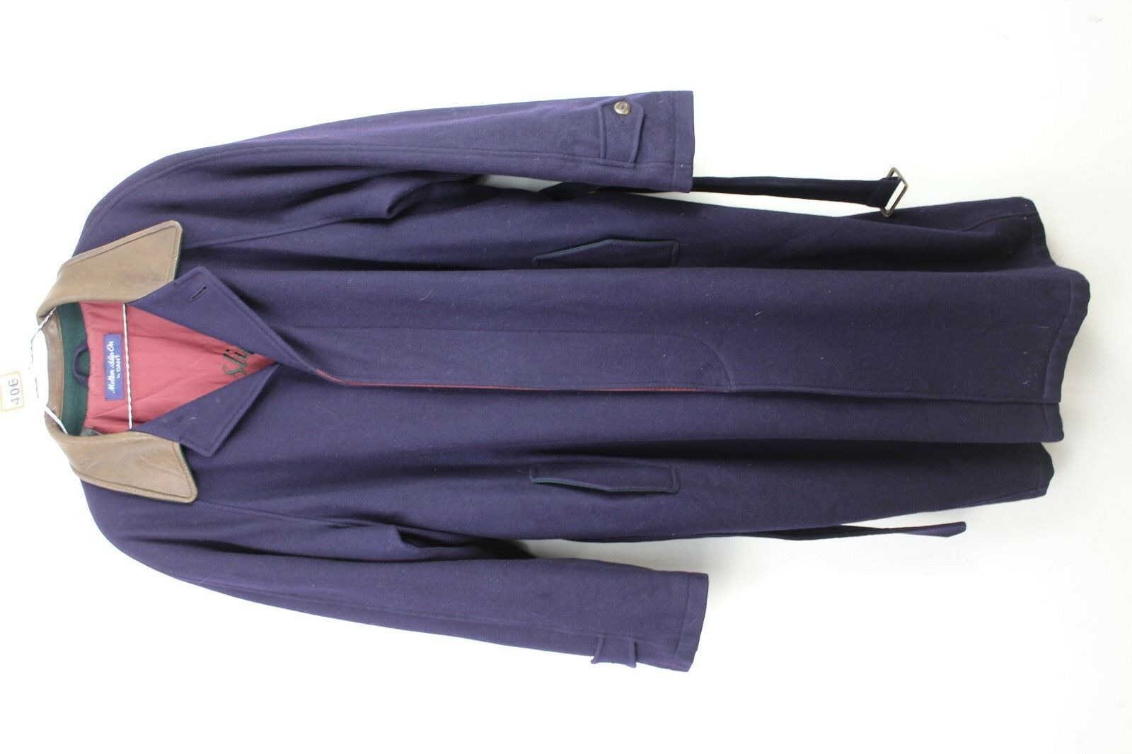 Mens Gant bluee Coat size See Description No.T406 09 3
