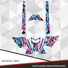 SLED WRAP GRAPHICS KIT DECAL STICKERS SKI-DOO REV MXZ SNOWMOBILE 03-07 SA0367