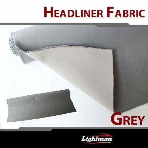 92-95 Honda Civic Headliner Fabric Material Upholstery Foam Back Ceiling Repair