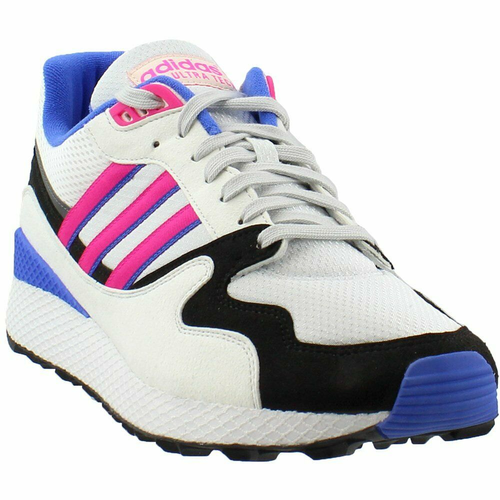 Adidas Ultra Tech Sneakers - White - Mens