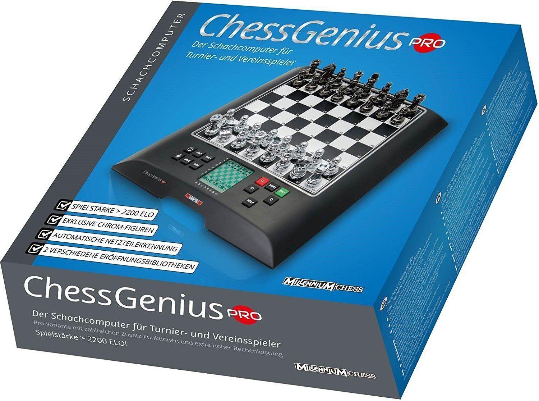 60% de descuento Computadora Computadora Computadora de ajedrez-milenio chessgenius Pro-Juego De Ajedrez Electrónico Digital  descuento online