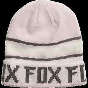 c1cbe7bfb3a89b get image is loading new fox racing womens pale pink track cap bdb3a 2d084