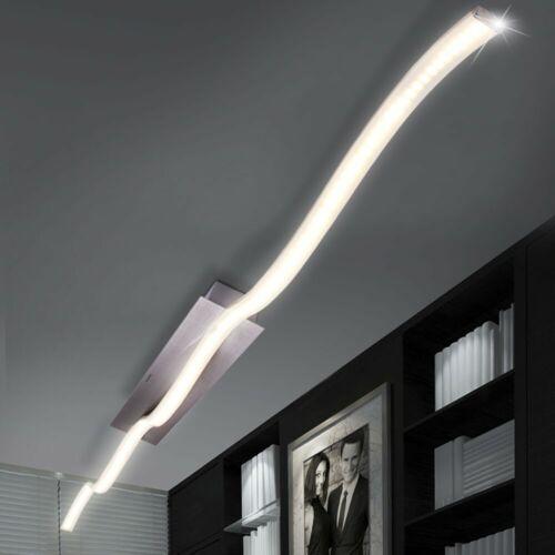LED Decken Lampe Küchen Beleuchtung Wohn-Schlaf-Ess-Zimmer Lampe Wellen-Design