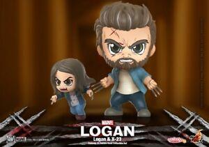 Hot-Toys-HT-COSB792-Logan-amp-X-23-COSBABY-PVC-Figure-SoldierToy-Presale
