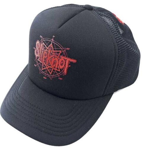 Slipknot /'Logo/' TRUCKER CAP Casquette-NOUVEAU /& OFFICIEL!