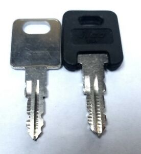 2 Fic Kencon Baggage Lock Keys Ck330 Rv Motorhome Travel