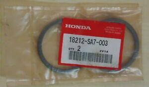 Genuine-Honda-Exhaust-Pipe-Gasket-2Pc-Set-for-Accord-V6-18212-SA7-003