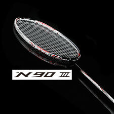 WHOLESALES NEW Lining N90III Racket FREE Bag+Grip+String Badminton FREE SHIPPING